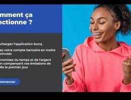 Banque en ligne : bunq propose de simplifier vos vacances