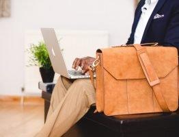 Quels sont les types de sacs masculins?